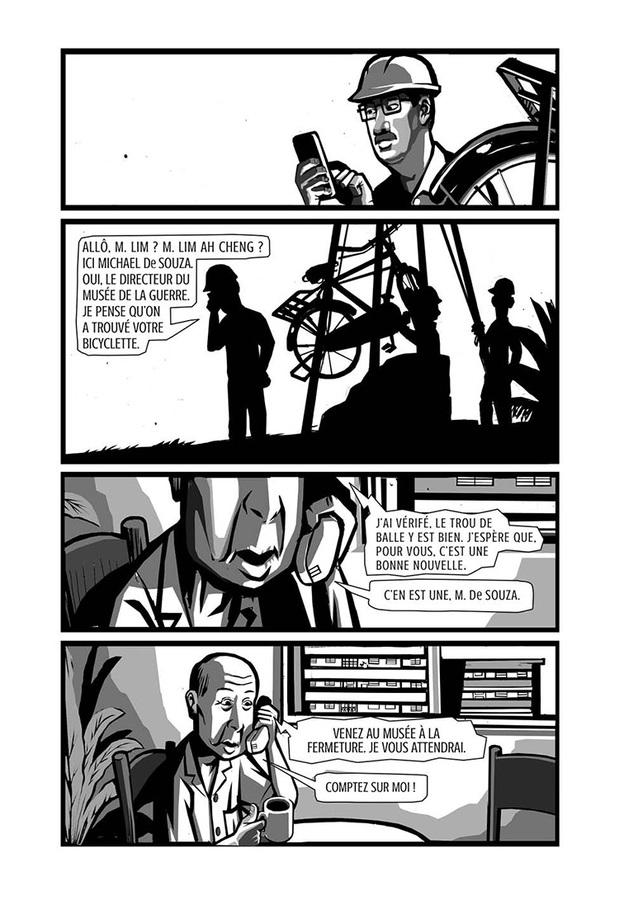 Extrait 5 : La Bicyclette