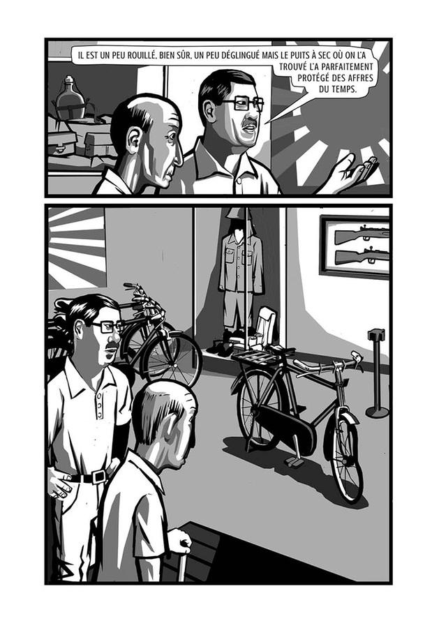 Extrait 7 : La Bicyclette
