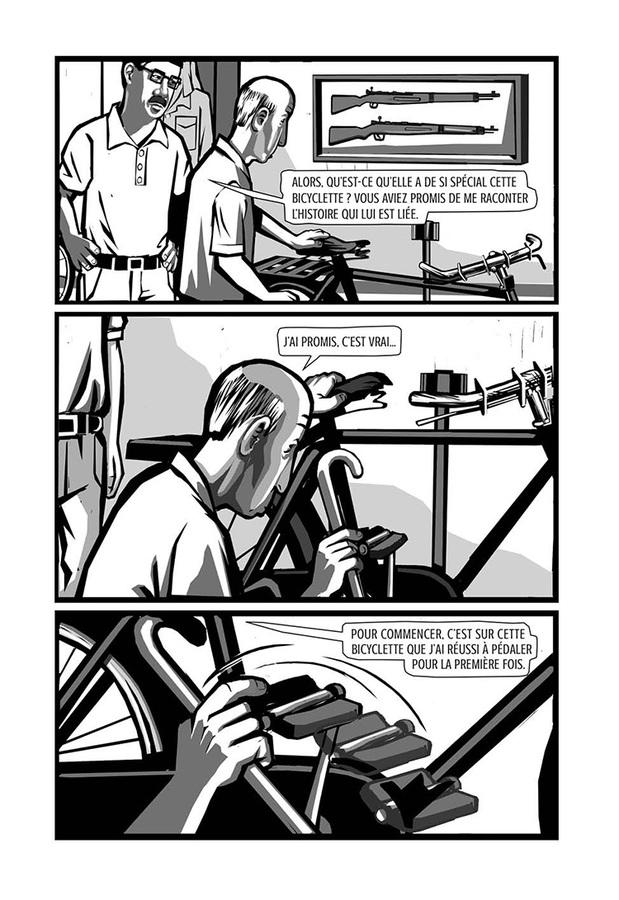 Extrait 8 : La Bicyclette