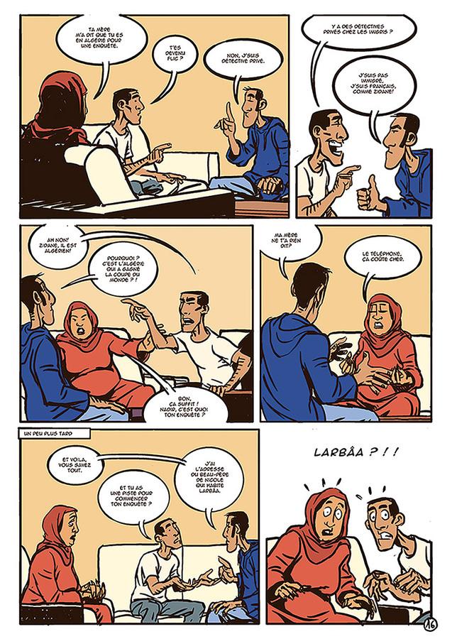 Extrait 1 : Oualou en Algérie
