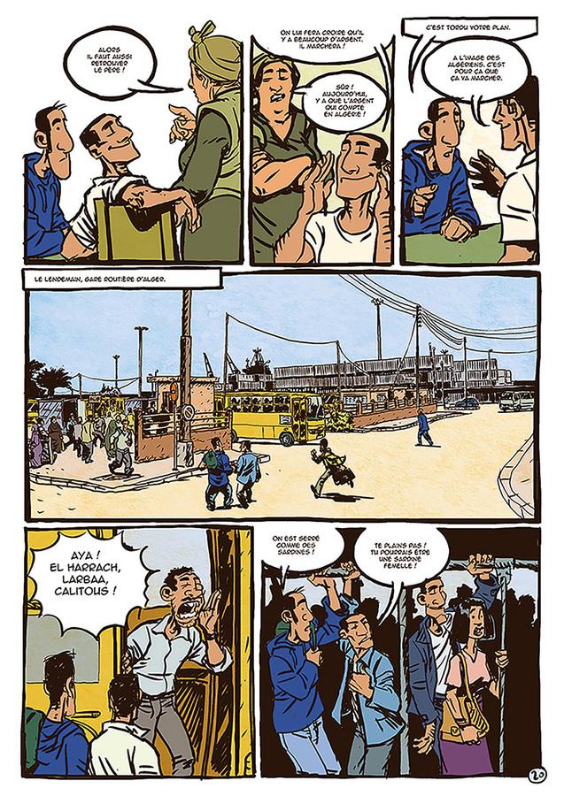 Extrait 5 : Oualou en Algérie