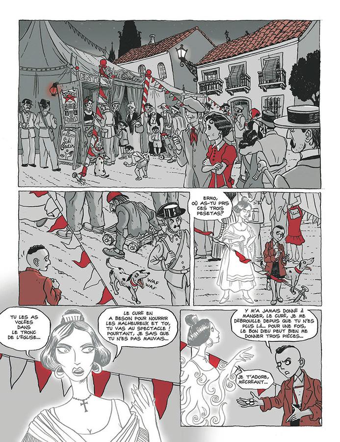 Extrait 2 : Les Fantômes de Ermo V1