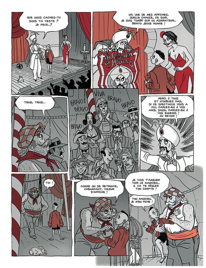 Extrait 5 : Les Fantômes de Ermo V1