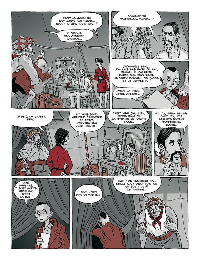 Extrait 6 : Les Fantômes de Ermo V1
