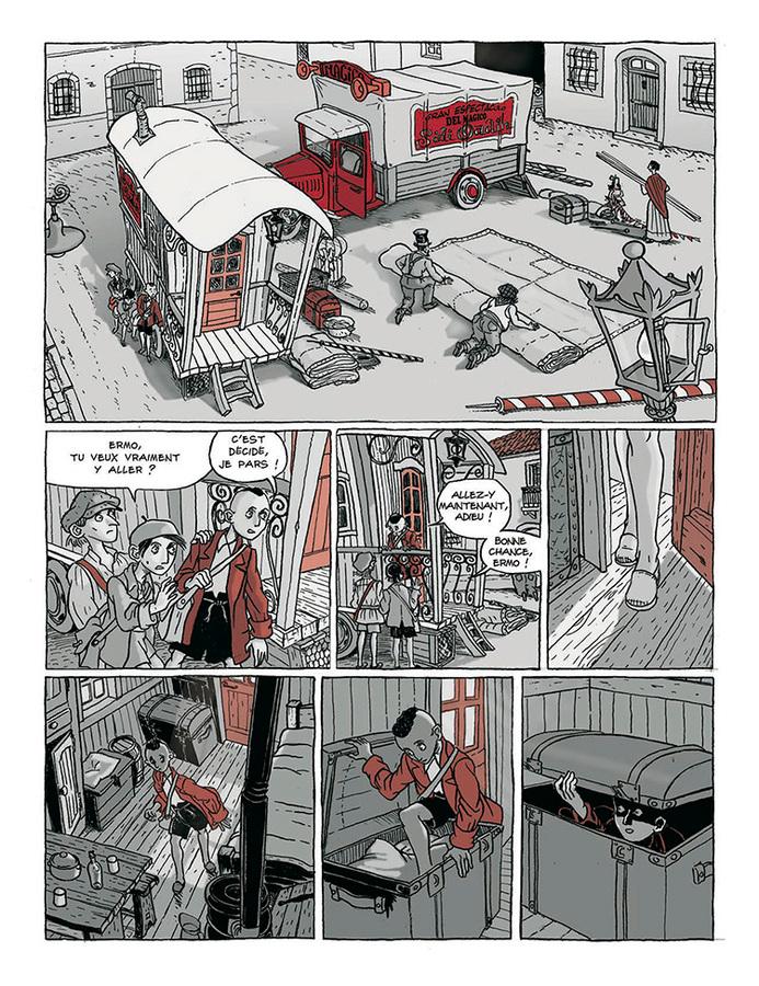 Extrait 7 : Les Fantômes de Ermo V1