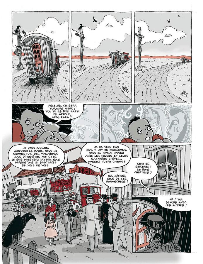 Extrait 8 : Les Fantômes de Ermo V1