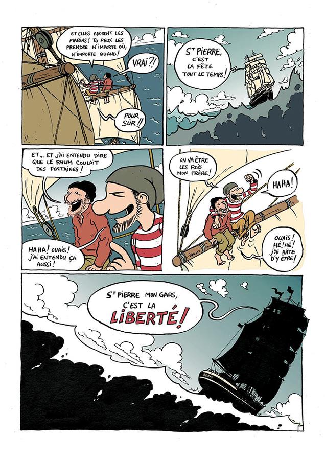 Extrait 9 : Cyparis, le Prisonnier de Saint-Pierre