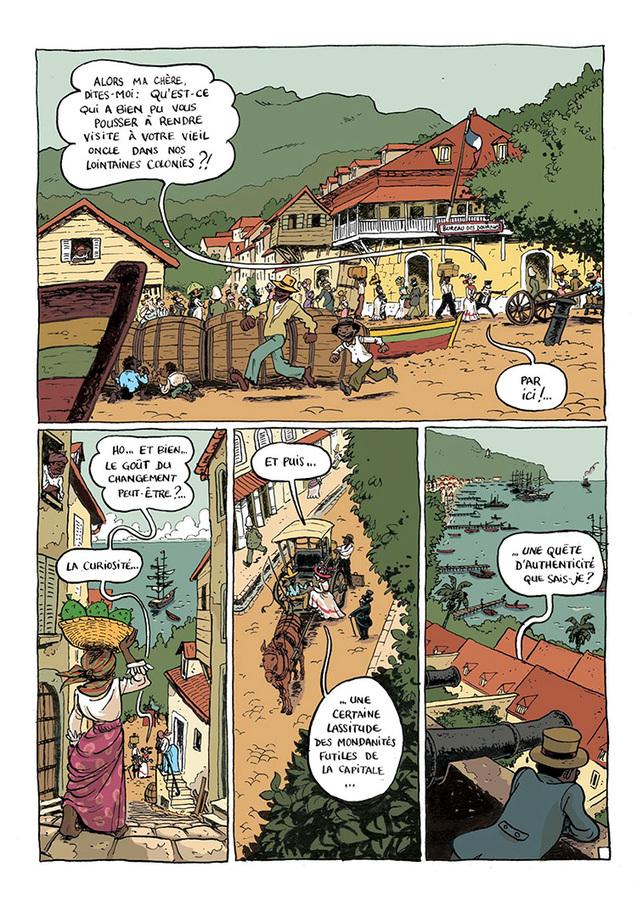 Extrait 3 : Cyparis, le Prisonnier de Saint-Pierre