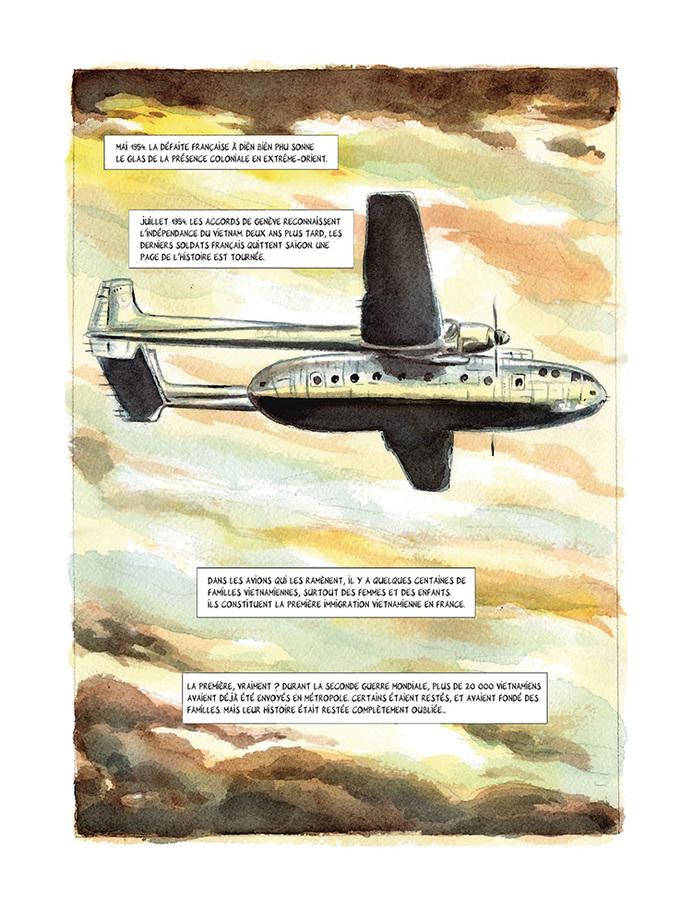 Extrait 0 : Mémoires de viet kieu : Les linh tho, immigrés de force