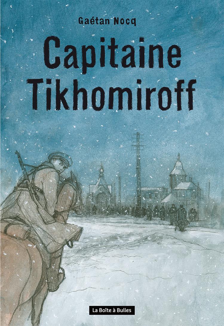 Capitaine Tikhomiroff