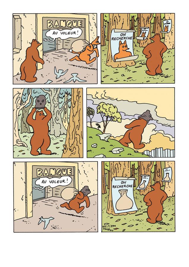 Extrait 3 : L'Ours Barnabé T18 : Un nouveau monde