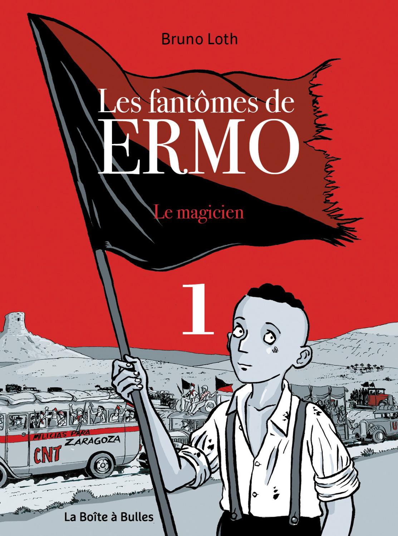 Les Fantômes de Ermo - Numérique T1 : Le Magicien