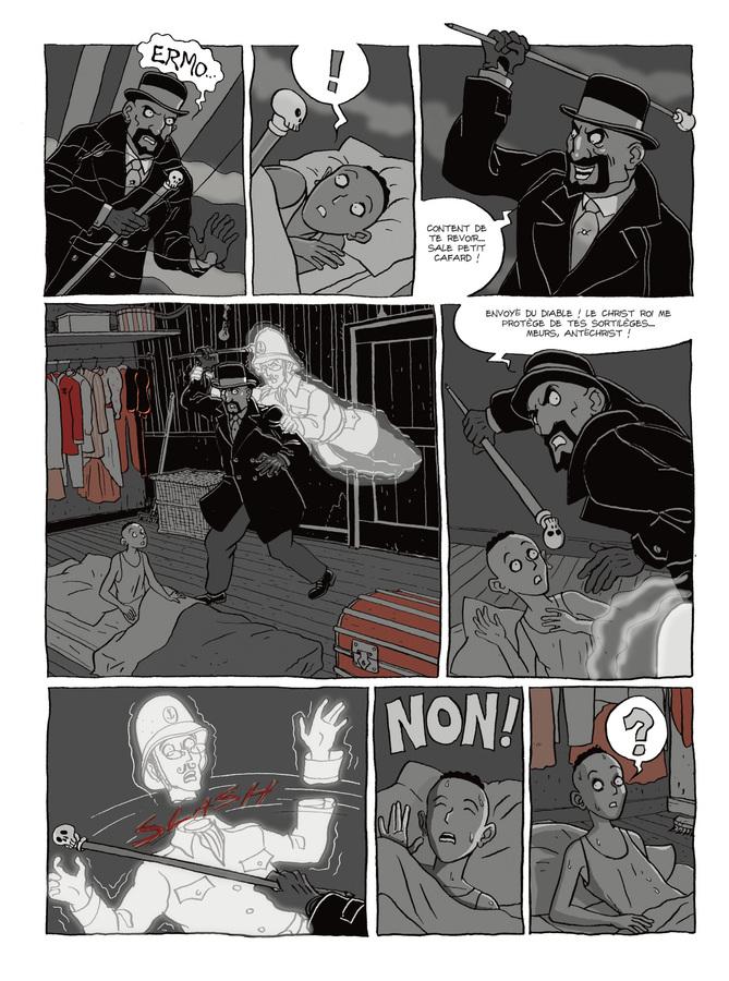 Extrait 2 : Les Fantômes de Ermo - Numérique T3 : Une nuit en Aragon