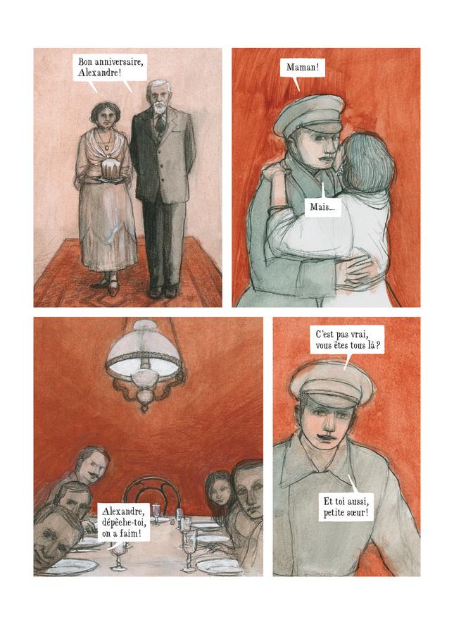 Extrait 2 : Capitaine Tikhomiroff - Numérique T3 : Voyage