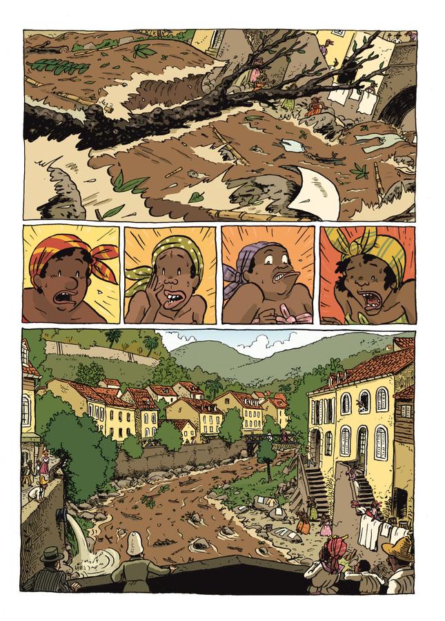 Extrait 2 : Cyparis, le Prisonnier de Saint-Pierre - Numérique T2 : Avertissements