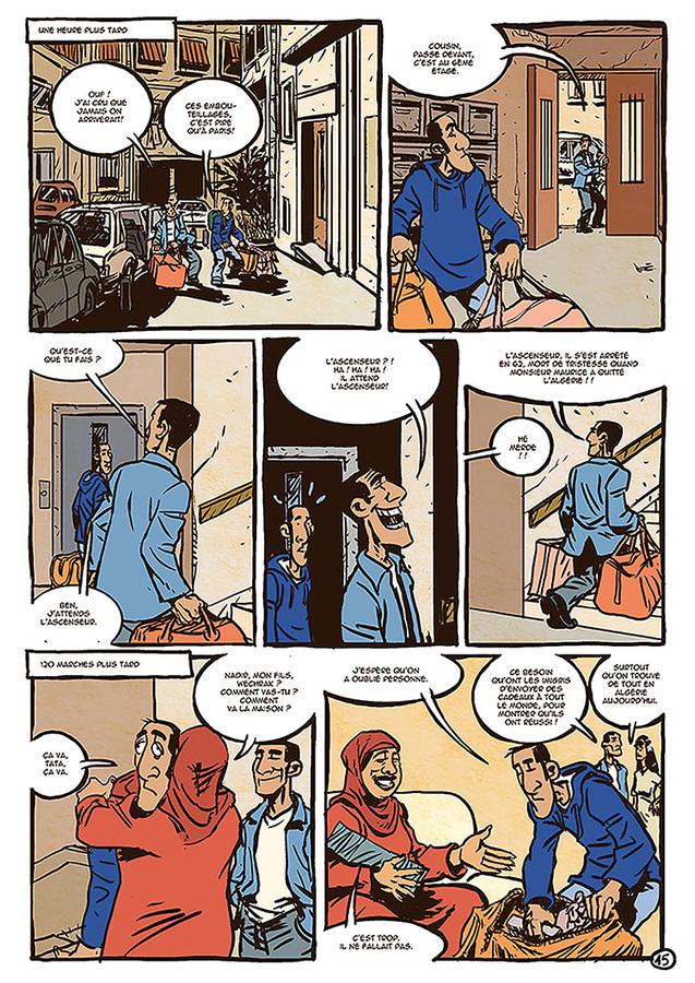 Extrait 0 : Oualou en Algérie - Numérique
