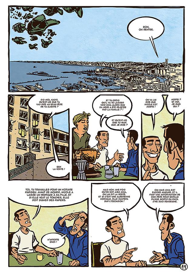 Extrait 4 : Oualou en Algérie - Numérique