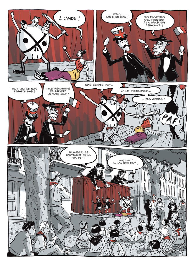 Extrait 1 : Les Fantômes de Ermo - Numérique T5 : Cargo pour Barcelone