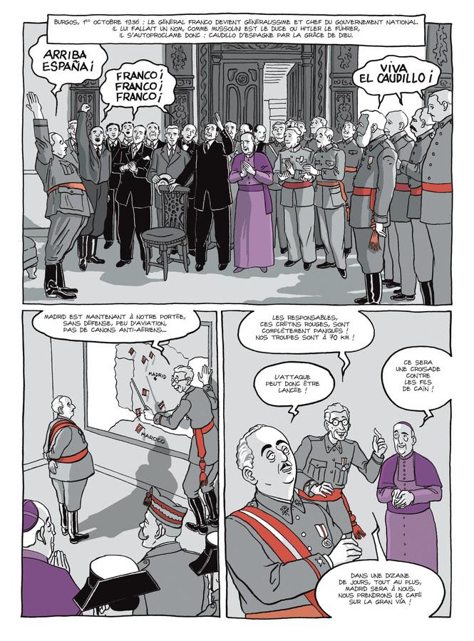 Extrait 2 : Les Fantômes de Ermo - Numérique T5 : Cargo pour Barcelone
