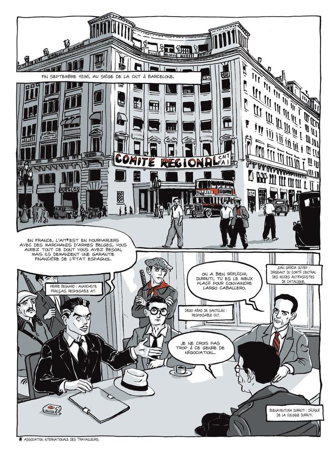 Extrait 3 : Les Fantômes de Ermo - Numérique T5 : Cargo pour Barcelone