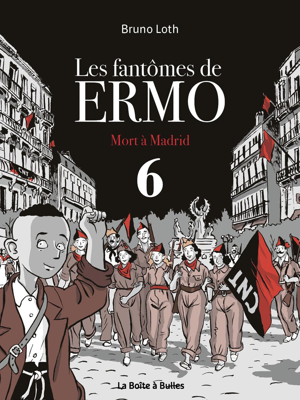 Les Fantômes de Ermo - Numérique T6 : Mort à Madrid