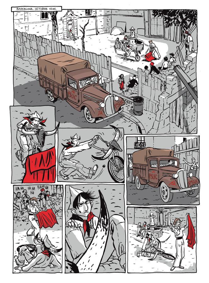 Extrait 1 : Les Fantômes de Ermo - Numérique T6 : Mort à Madrid