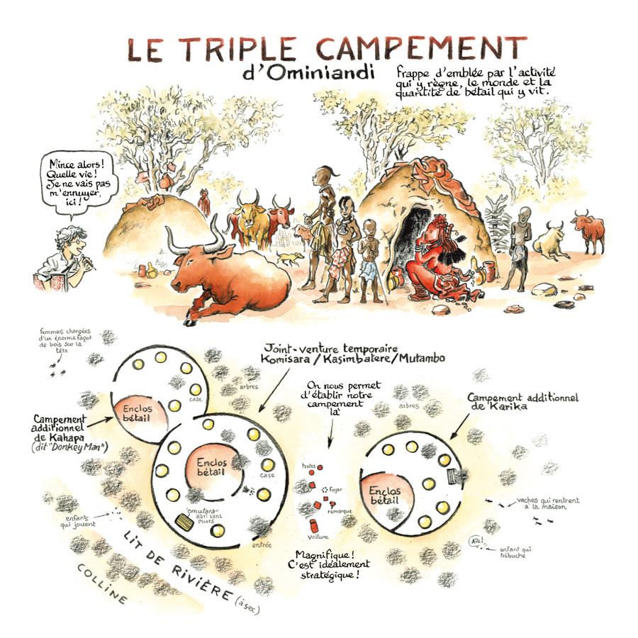 Extrait 0 : Rouge Himba - Numérique T2 : Carnet d'amitié avec les éleveurs nomades de Namibie