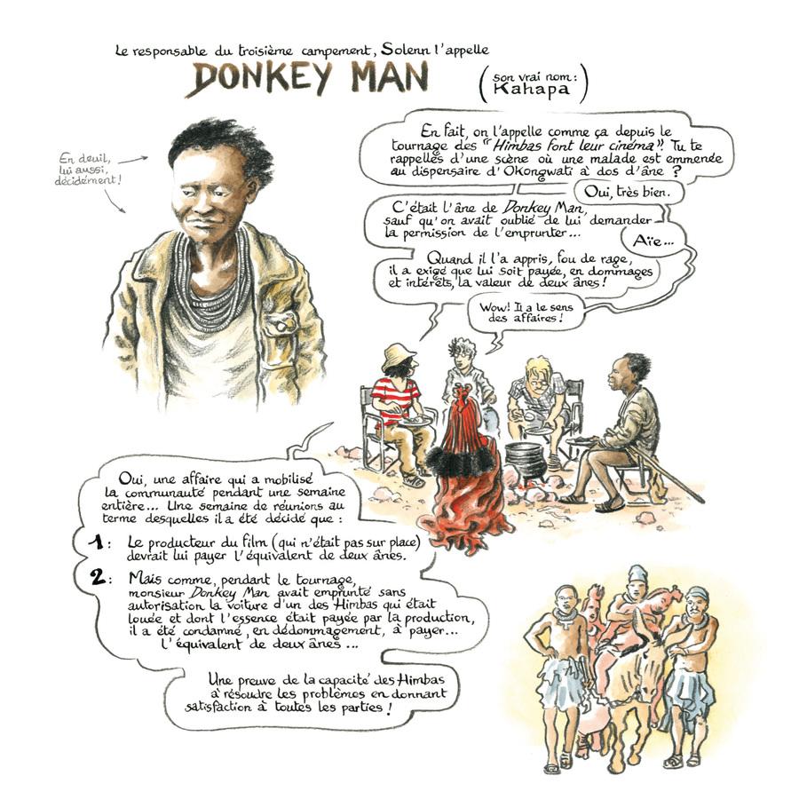Extrait 3 : Rouge Himba - Numérique T2 : Carnet d'amitié avec les éleveurs nomades de Namibie