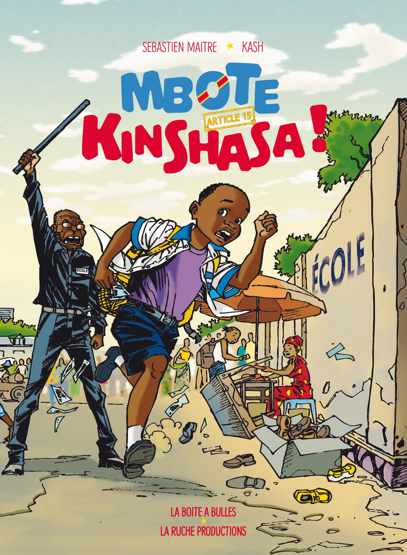 Mbote Kinshasa, Article 15 - Numérique