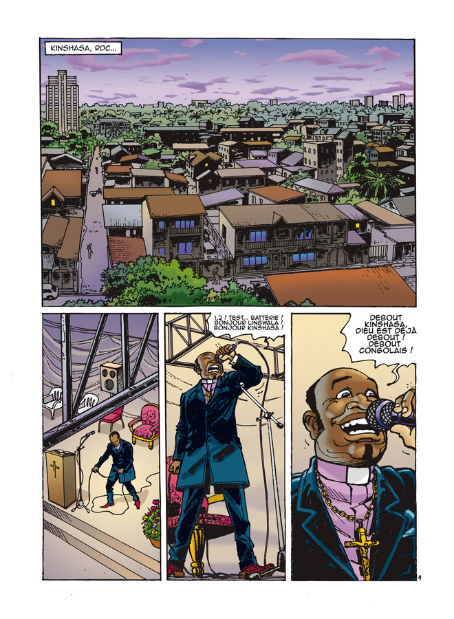 Extrait 0 : Mbote Kinshasa, Article 15 - Numérique