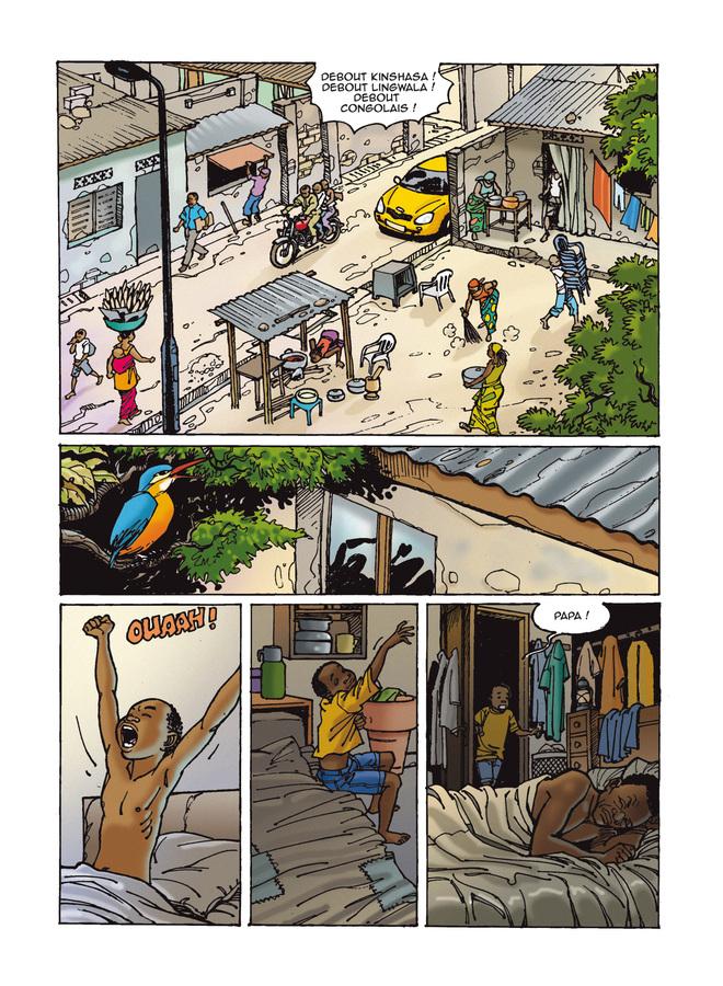 Extrait 1 : Mbote Kinshasa, Article 15 - Numérique