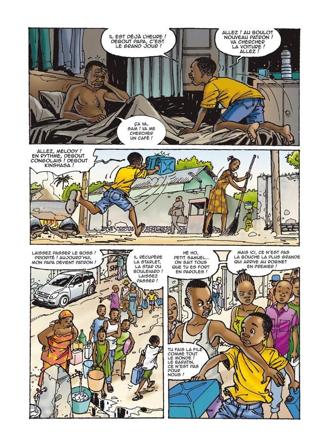 Extrait 2 : Mbote Kinshasa, Article 15 - Numérique