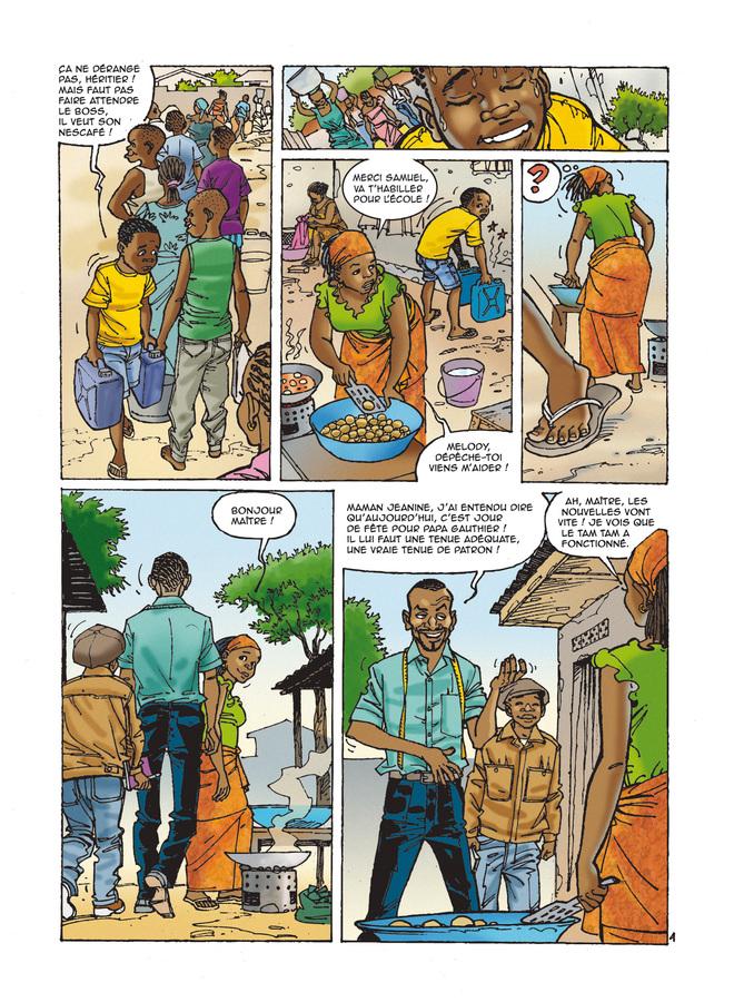 Extrait 3 : Mbote Kinshasa, Article 15 - Numérique