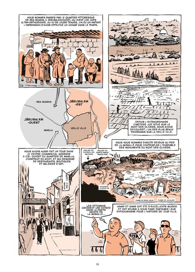 Extrait 4 : Vivre en terre occupée - Numérique : un voyage en Palestine de Naplouse à Gaza