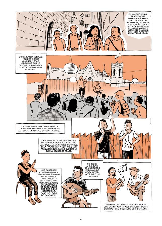Extrait 6 : Vivre en terre occupée - Numérique : un voyage en Palestine de Naplouse à Gaza