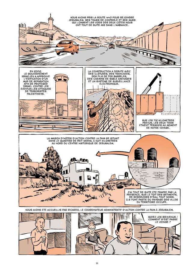 Extrait 0 : Vivre en terre occupée : un voyage en Palestine de Naplouse à Gaza