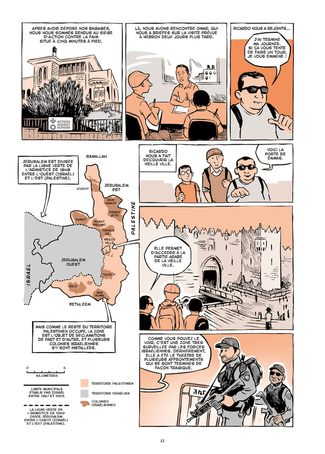 Extrait 1 : Vivre en terre occupée : un voyage en Palestine de Naplouse à Gaza
