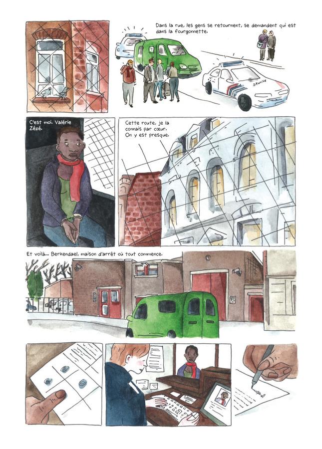 Extrait 2 : La Ballade des dangereuses : Journal d'une incarcération