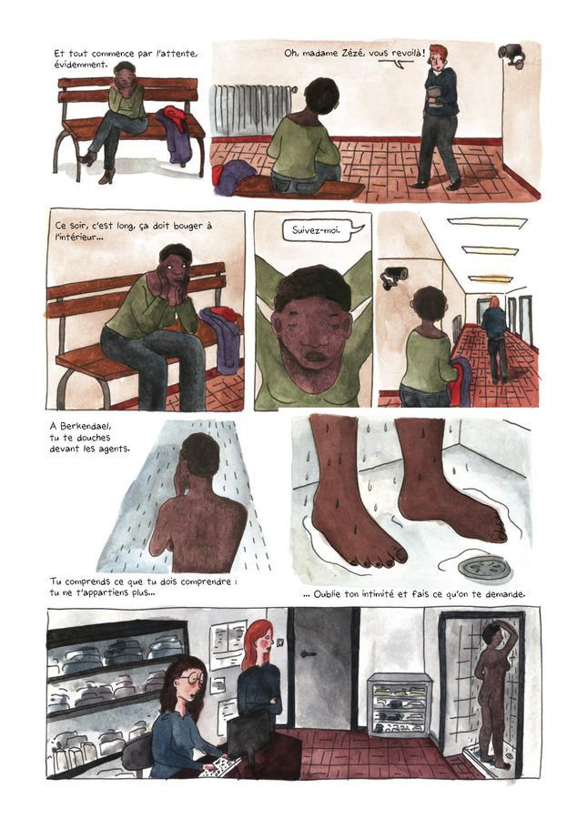 Extrait 3 : La Ballade des dangereuses : Journal d'une incarcération