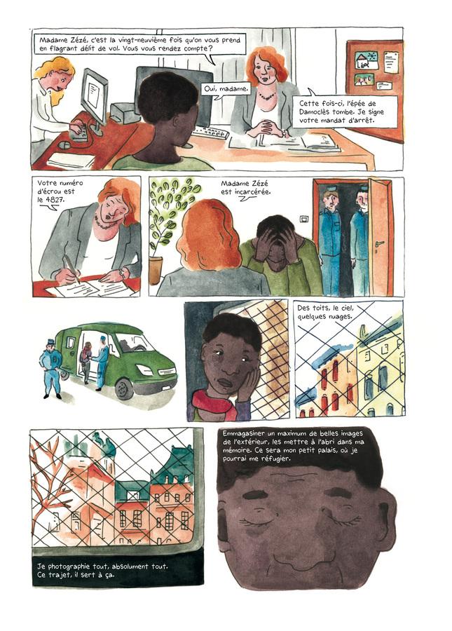 Extrait 1 : La Ballade des dangereuses - Numérique : Journal d'une incarcération