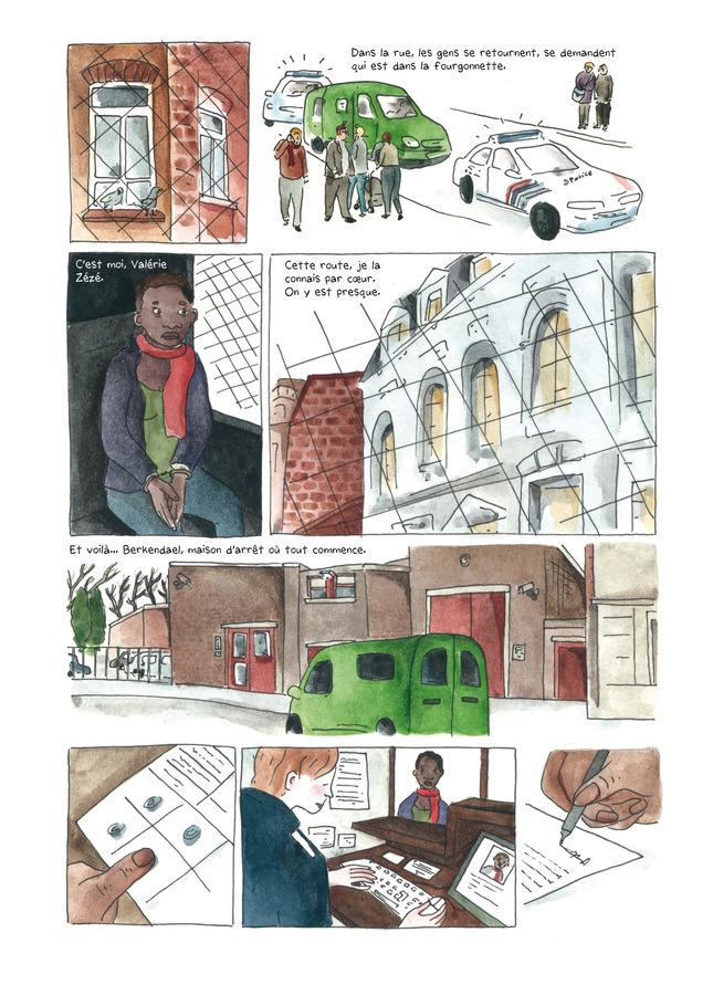 Extrait 2 : La Ballade des dangereuses - Numérique : Journal d'une incarcération