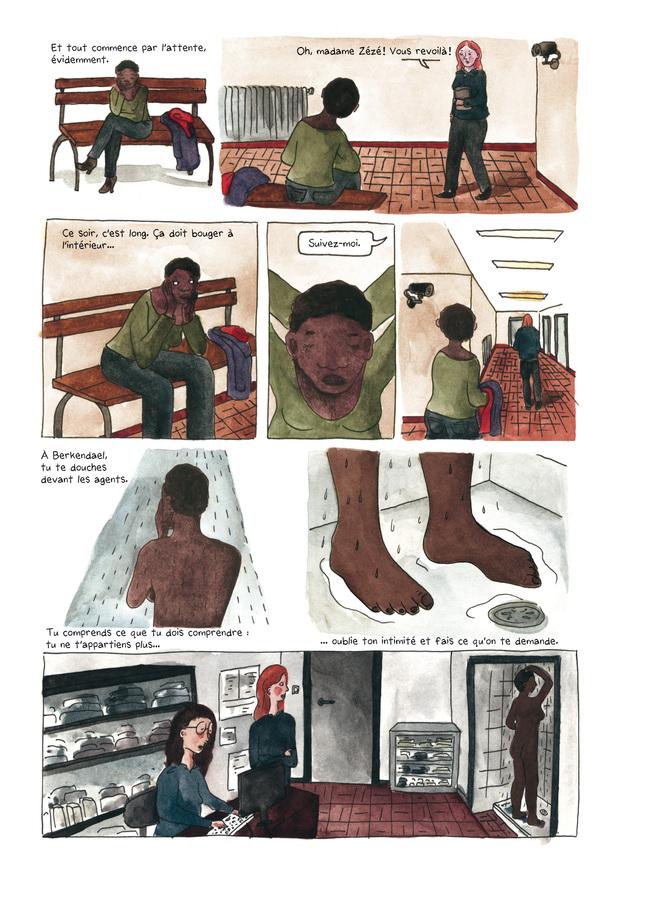 Extrait 3 : La Ballade des dangereuses - Numérique : Journal d'une incarcération