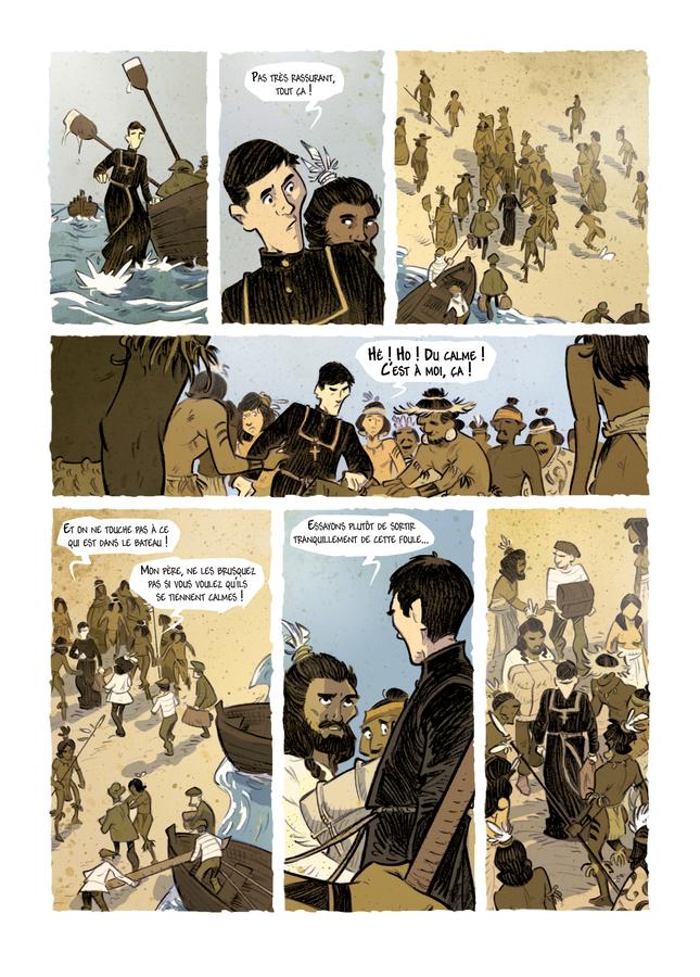 Extrait 2 : Esclaves de l'île de Pâques