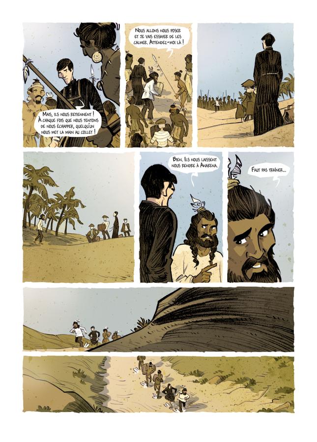 Extrait 3 : Esclaves de l'île de Pâques