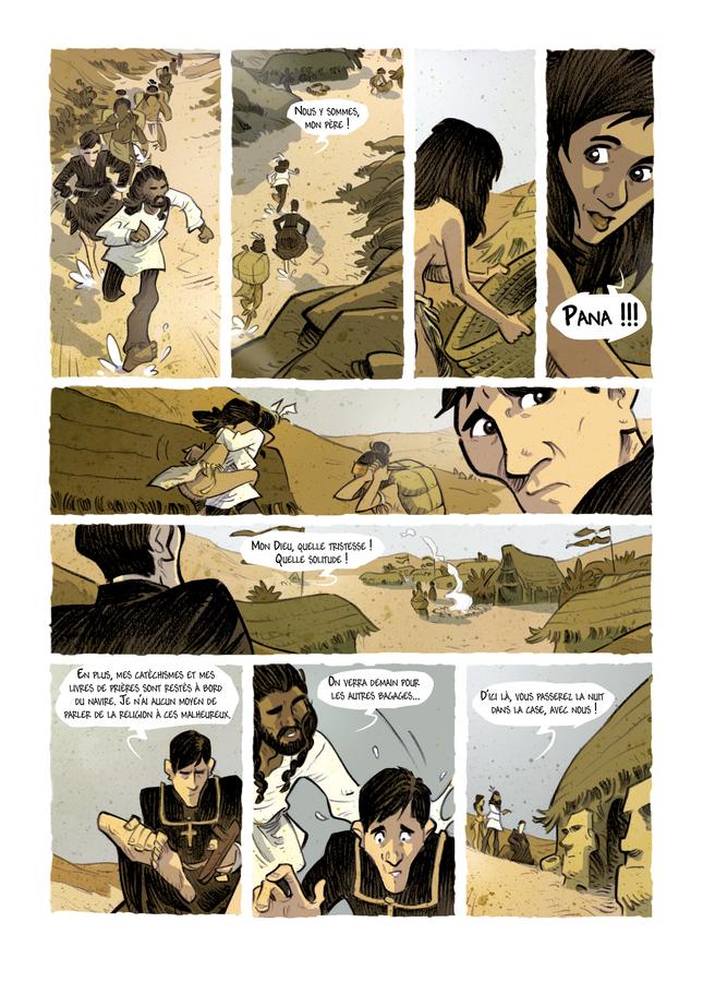 Extrait 4 : Esclaves de l'île de Pâques