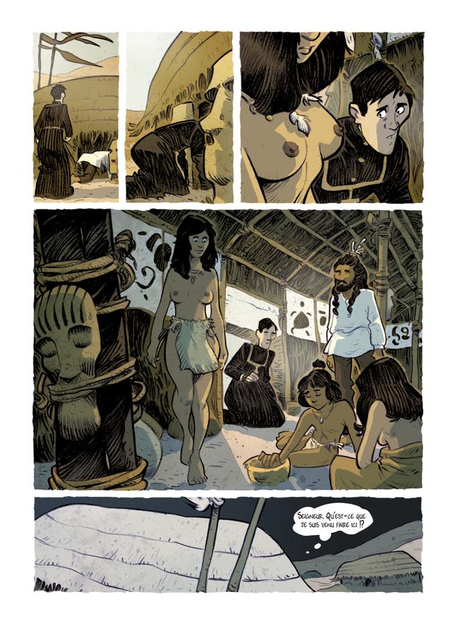 Extrait 5 : Esclaves de l'île de Pâques