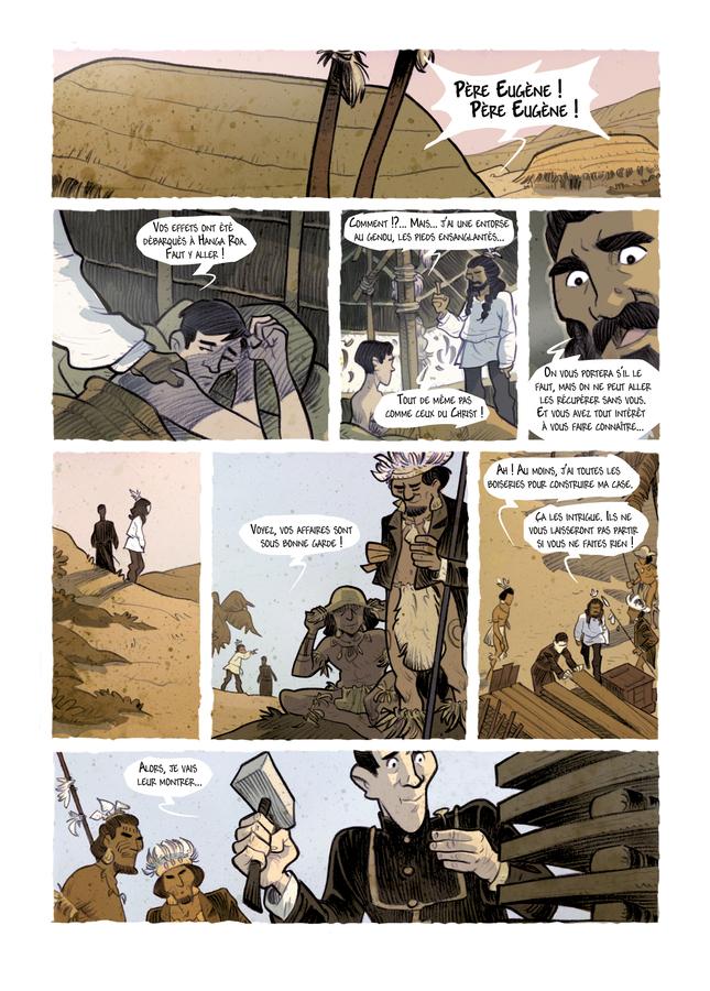 Extrait 6 : Esclaves de l'île de Pâques
