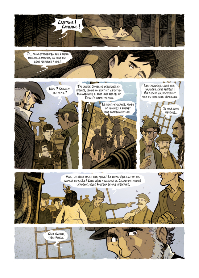 Extrait 0 : Esclaves de l'île de Pâques