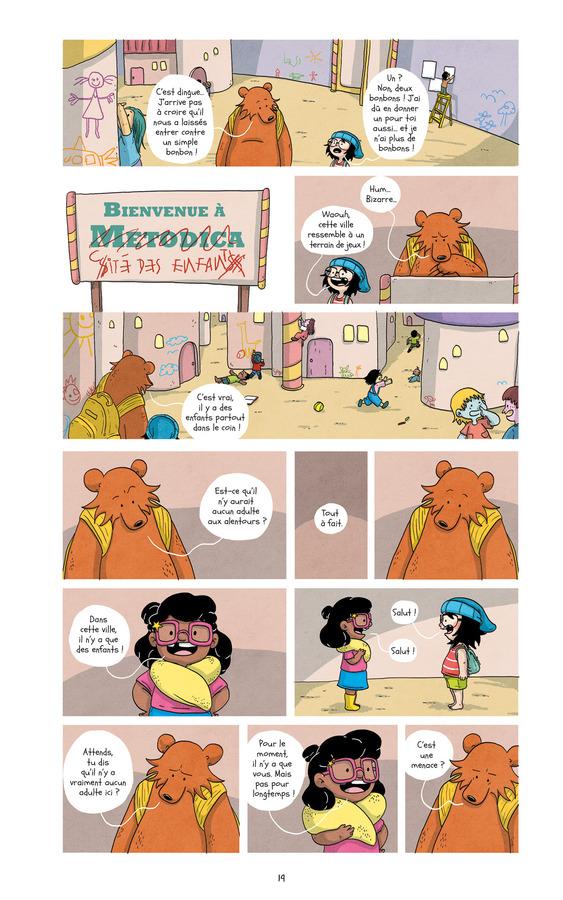 Extrait 5 : Raven et l'ours T2