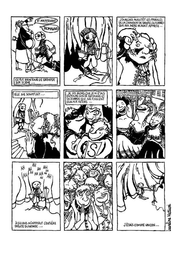 Extrait 4 : Petites Hontes enfantineS